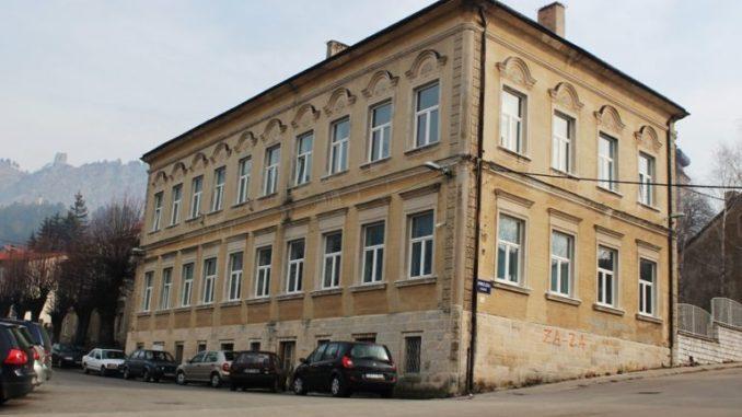 Natječaj za posao profesora, Gimnazija Livno.